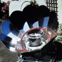 solar oven texas